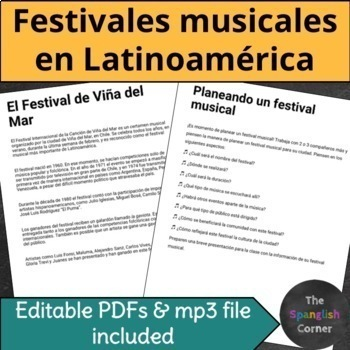 Latin American Music Festivals