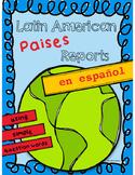 Latin American Paises Reports - En Español