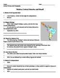 Latin American Revolutions NOTES PART 2