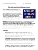 Latin American Revolutions Project