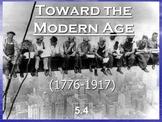 Latin American Revolutions & Rise of British Empire Powerpoint (5.4)