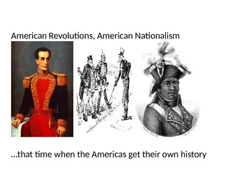 Latin America, Racism, and the Age of Revolutions (Reading & Activity)