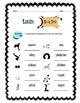 Latin Body Parts Worksheet Packet