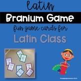 Latin Branium: Latin Game