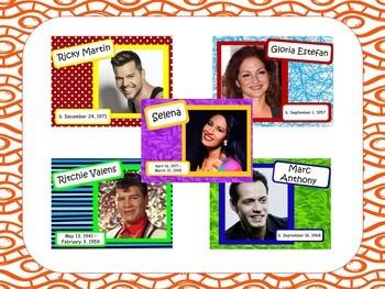Latin Bundle 2: Musicians in the Spotlight