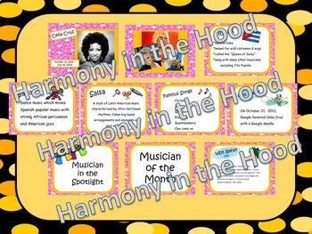 Latin Bundle: Musicians in the Spotlight