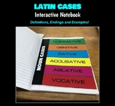 Latin Cases - Interactive Notebook