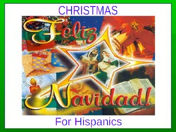 Latin Christmas Celebration Cultural Introduction