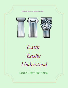 Latin, First Declension