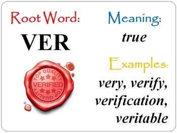 Latin/Greek Root Word Vocabulary III: Powerpoints, Flashcards, Worksheets, Exams