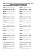 Latin & Greek Stems Core Knowledge 6th Grade