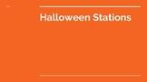 Latin Halloween Activities