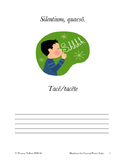 Latin Handouts/Worksheets: Latin Basic Expressions for the