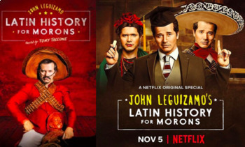 Latin History for Morons John Leguizamo | Movie Guide Questions ENGLISH/SPANISH
