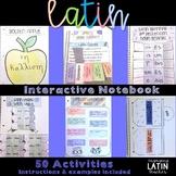 Latin Interactive Notebook
