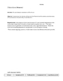 Latin Moments Writing Assignment and Rubric