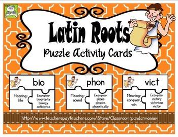 Latin Roots