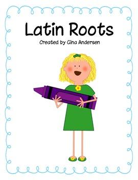 Latin Roots Activities
