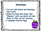 Latin Roots Grades 3-5