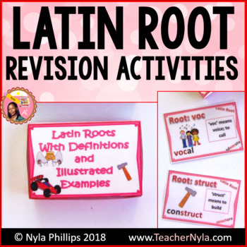 Latin Roots - Illustrated Definitions and Examples