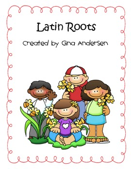 Latin Roots Match Up
