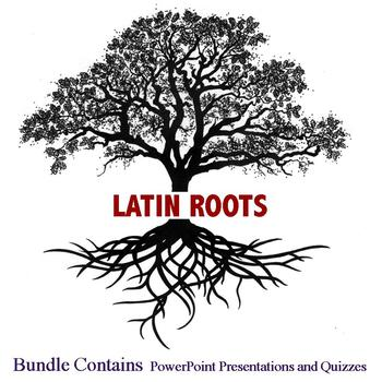 Latin Roots Packet