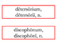 Latin Signa: Object Name Placards for Classroom Items
