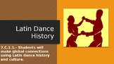 Latin Social Dances of the Caribbean