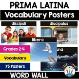 Latin Vocabulary Posters & Activities {Prima Latina Lessons 1-20}