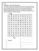Latin Vocabulary Puzzles - Review of Battle Words for Firs