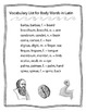 Latin Vocabulary Puzzles - Review of Body Words for First Year Latin Students