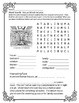 Latin Vocabulary Puzzles - Review of House Words for First