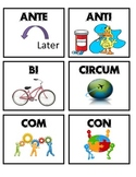 Latin and Greek Root Pictures