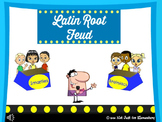 Latin Root Feud Powerpoint Game