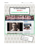 Latino Americans Episode 3 War and Peace Video Guide: Lati