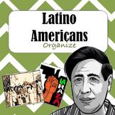 Latino Americans Organize PowerPoint