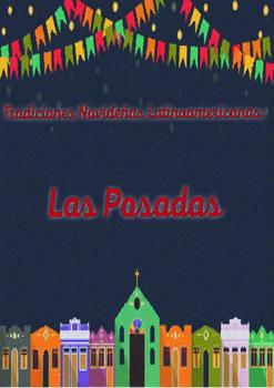 Latino Christmas Lesson: Las Posadas + Build your own Pesebre
