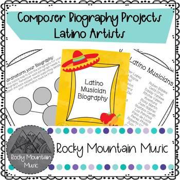Latino Musician Biography Project