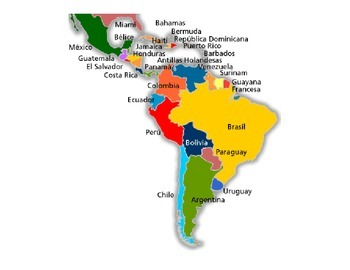 Latinoamérica (Spanish Immersion Latin America Song)