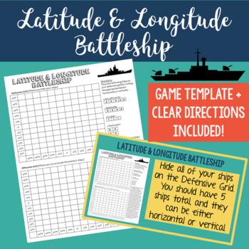 Latitude longitude battleship by katie loftin tpt latitude longitude battleship pronofoot35fo Choice Image