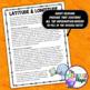 Latitude & Longitude Doodle Notes