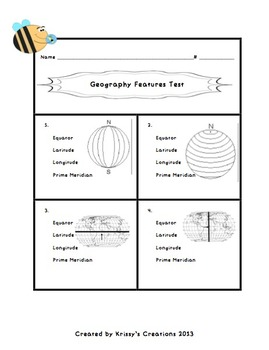 Prime Meridian Worksheets & Teaching Resources | TpT