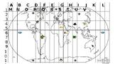Latitude Longitude Intro Grid Map