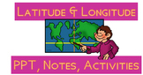 Latitude & Longitude Lesson Plan Pack