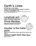 Latitude Longitude Poem (Earth's Lines)