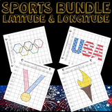 Winter Olympics 2018 Latitude & Longitude Practice Collection