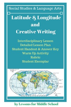 Latitude and Longitude Project - Geography - Middle School Social Studies
