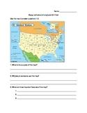 Latitude, Longitude and Maps Assessment