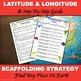 """Latitude and Longitude """"Acronym"""""""