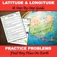 "Latitude and Longitude ""Acronym"""